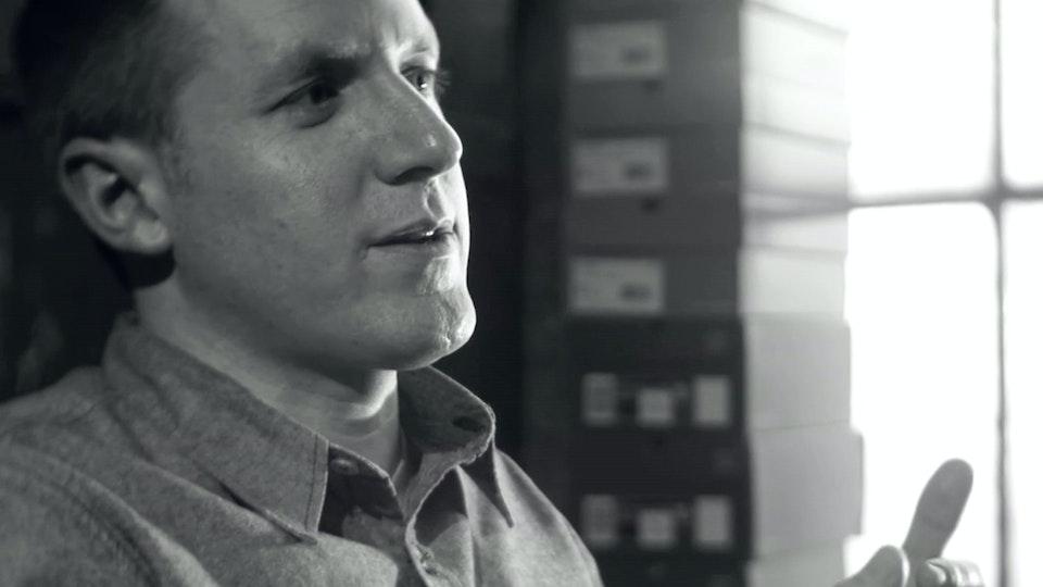 Aaron Phelan - The Push Media Lab