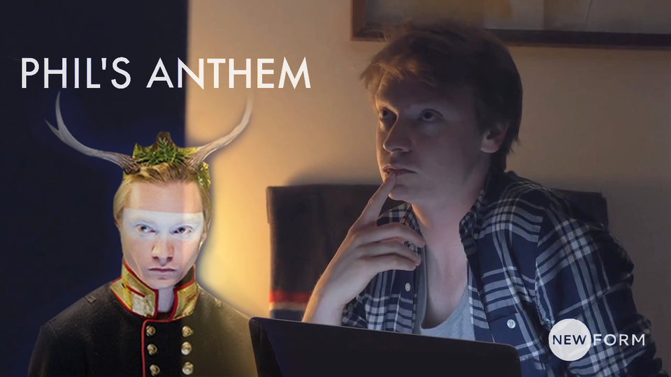 Aaron Phelan - Phil's Anthem with Calum Worthy