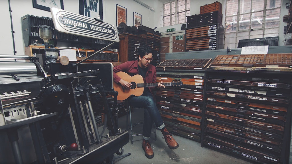 LUKE SITAL SINGH / Slow Makers Episodes 1,2 and 3
