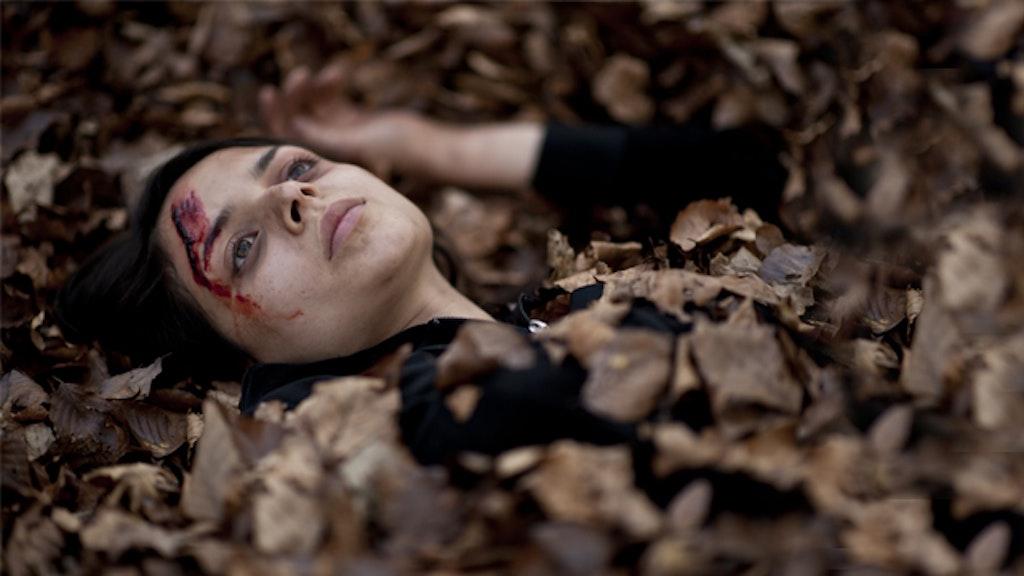 SHORT / Girl In The Woods