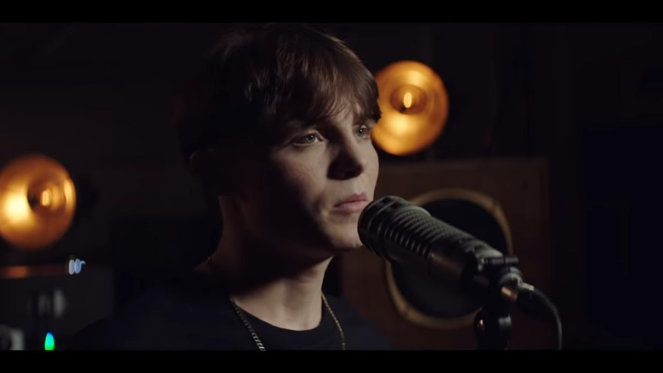 James Smith - Church Studios Live Session