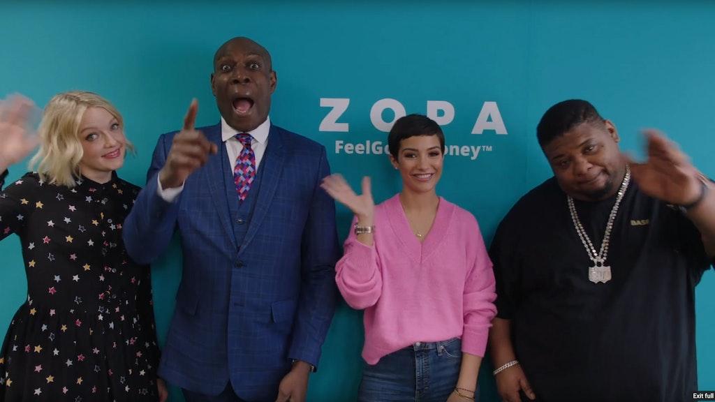 Zopa - The Feel Good Hotline
