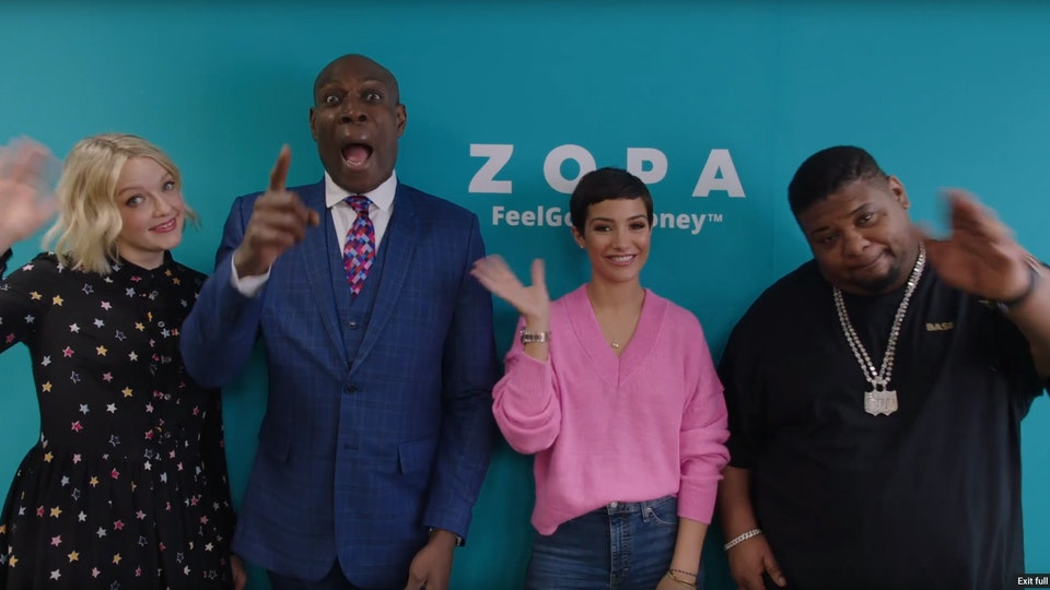Zopa - The Feel Good Hotline