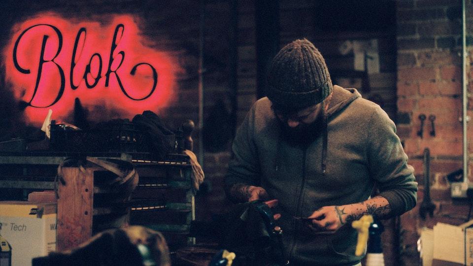 LUKE SITAL SINGH / Slow Makers BTS