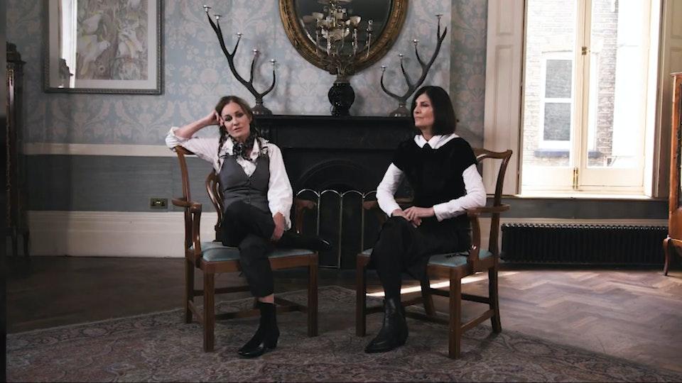 Interview Stills