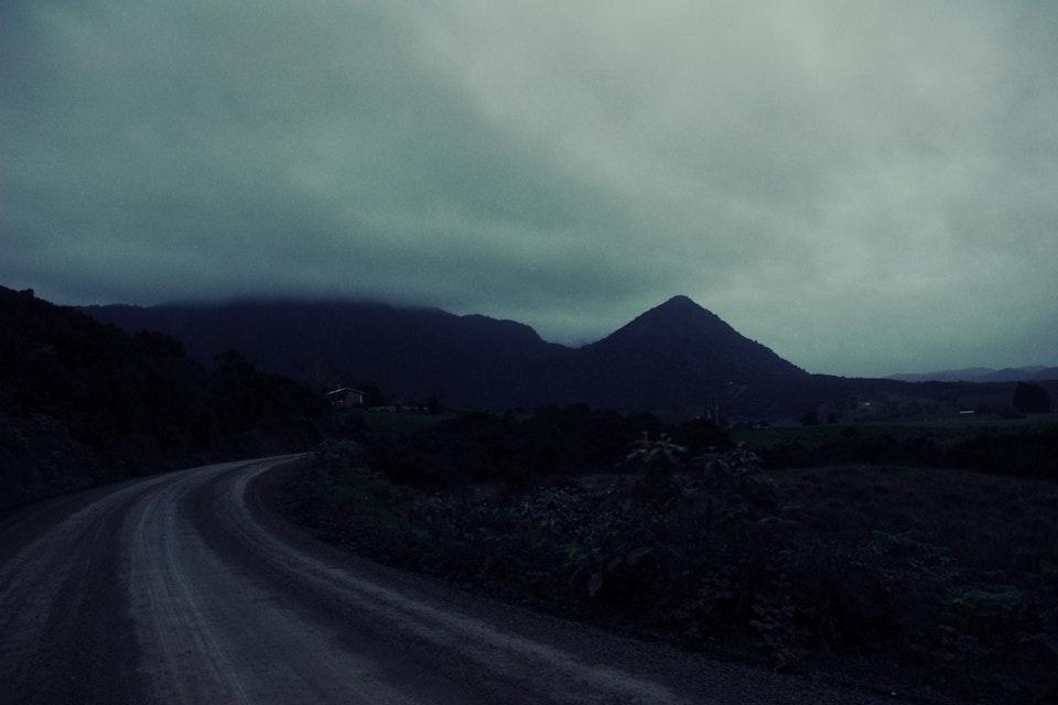 North -