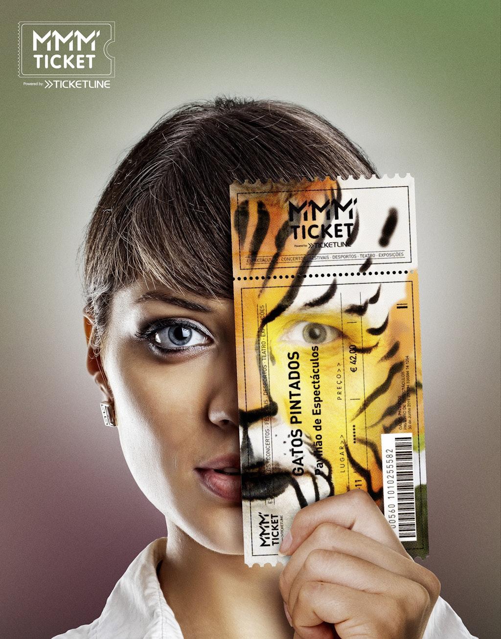 MMM Ticket