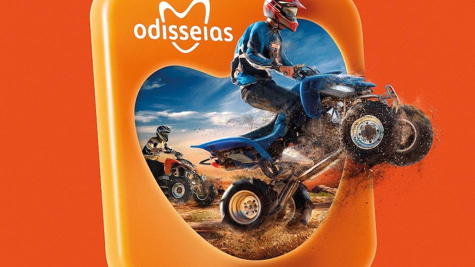 Odisseias Xmas Campaign