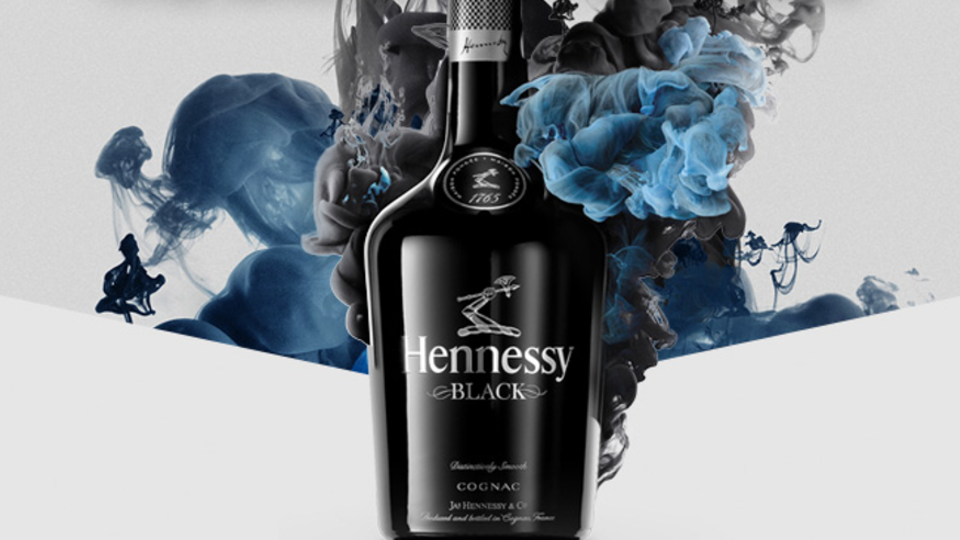 Hennessy Black (pack shot)