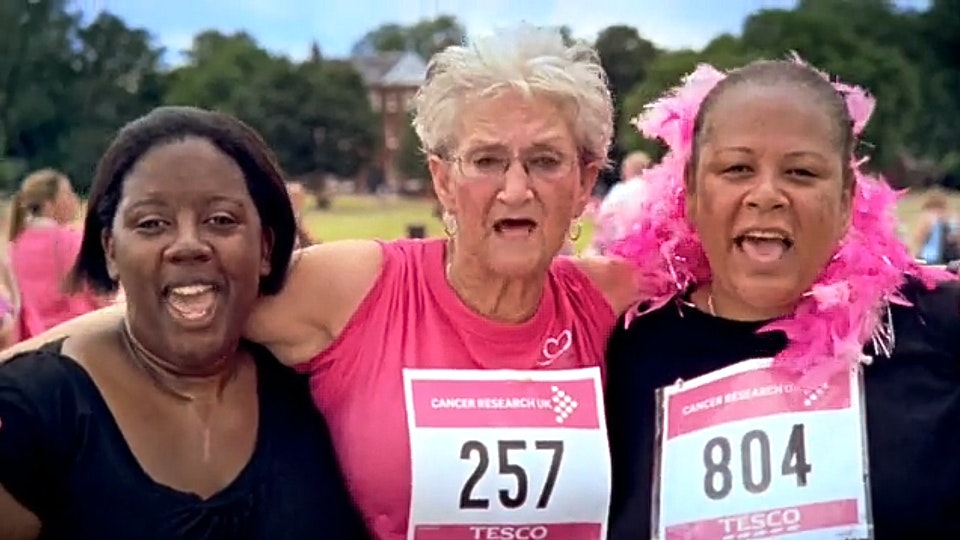 Cancer Research   'Race for Life'