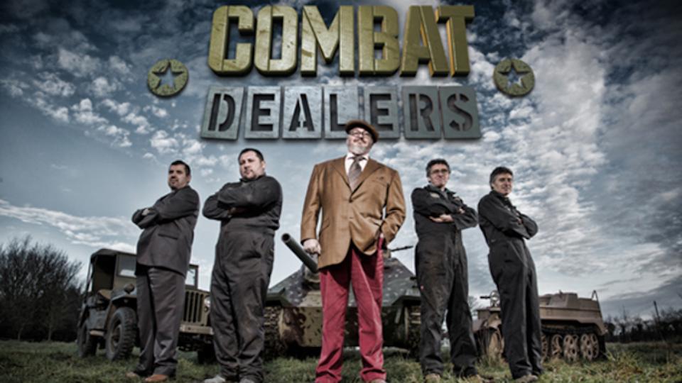 'Combat Dealers'     Interview sequences