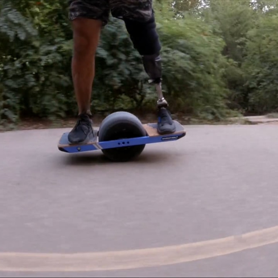 Klutch: A Creative Company - Adaptive Training Foundation / Onewheel: Redefine Possible