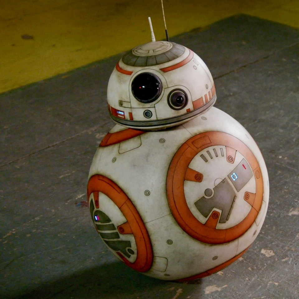 Klutch: A Creative Company - With the help of everyone's favorite droid BB-8, Klutch produced, wrote and directed a series of spots promoting Star Wars: The Last Jedi and several shows on Freeform.