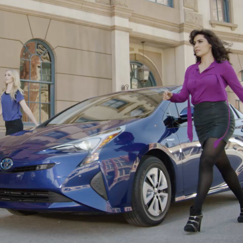 Klutch: A Creative Company - Quantico - The Recruits (Episode 3): In this Toyota-sponsored spot, a superfan of ABC's Quantico learns all about how to do a CIA quick change with the help of the Quantico cast.