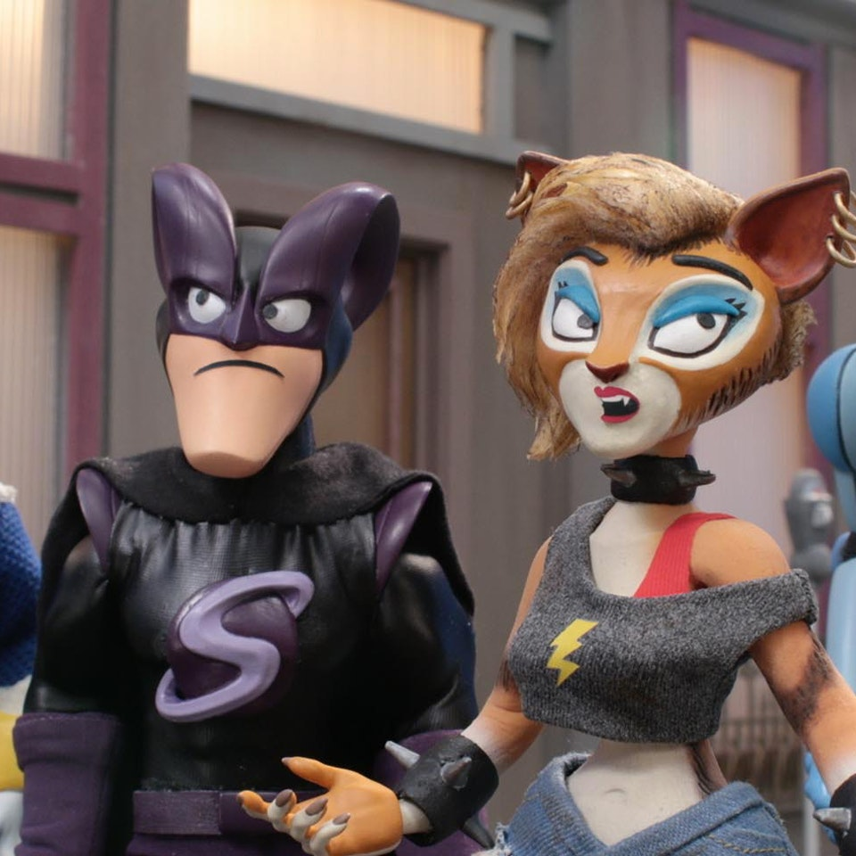 Klutch: A Creative Company - Initiating full superhero mode, Klutch launched Season 2 of SuperMansion, the popular animated series on Sony's Crackle.