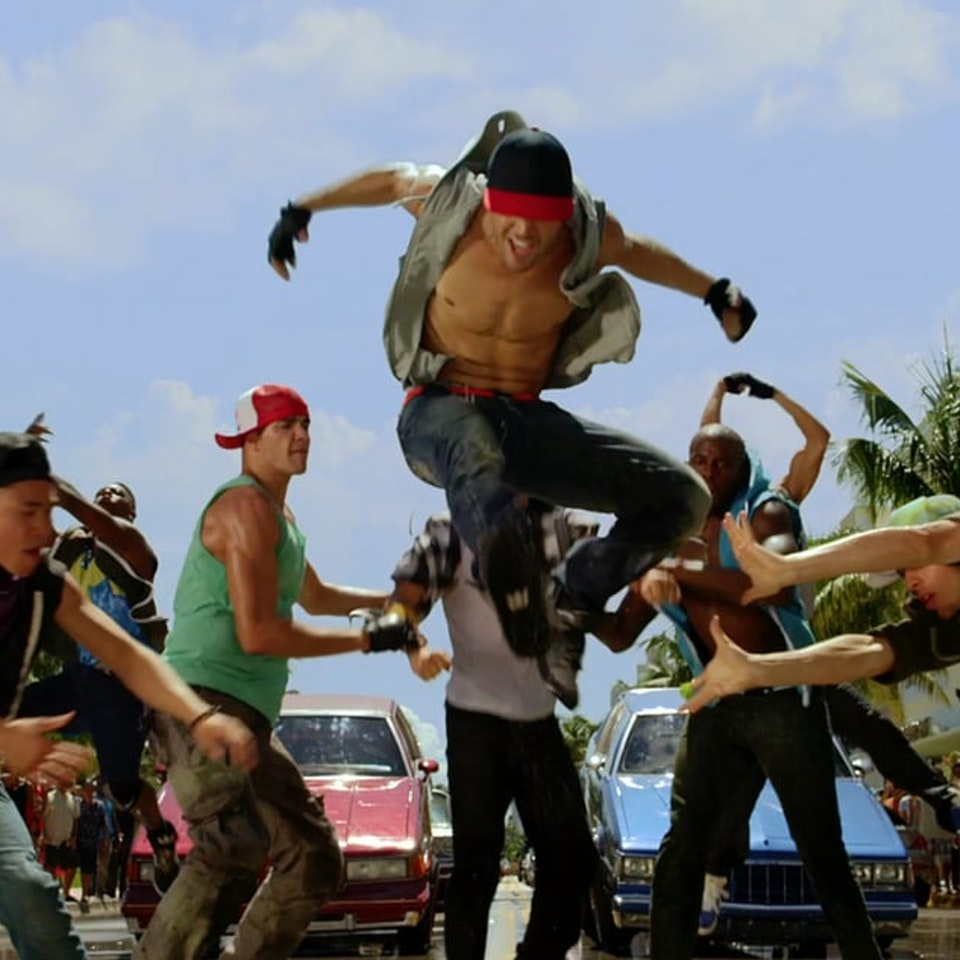 Klutch: A Creative Company - Step Up: Revolution: A promo for a movie event on Freeform.