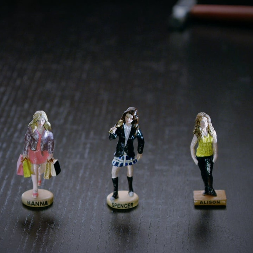 "Klutch: A Creative Company - Pretty Little Liars - End Game: Klutch Creative produced the miniature dolls portion of this promo for Freeform's ""Pretty Little Liars."""