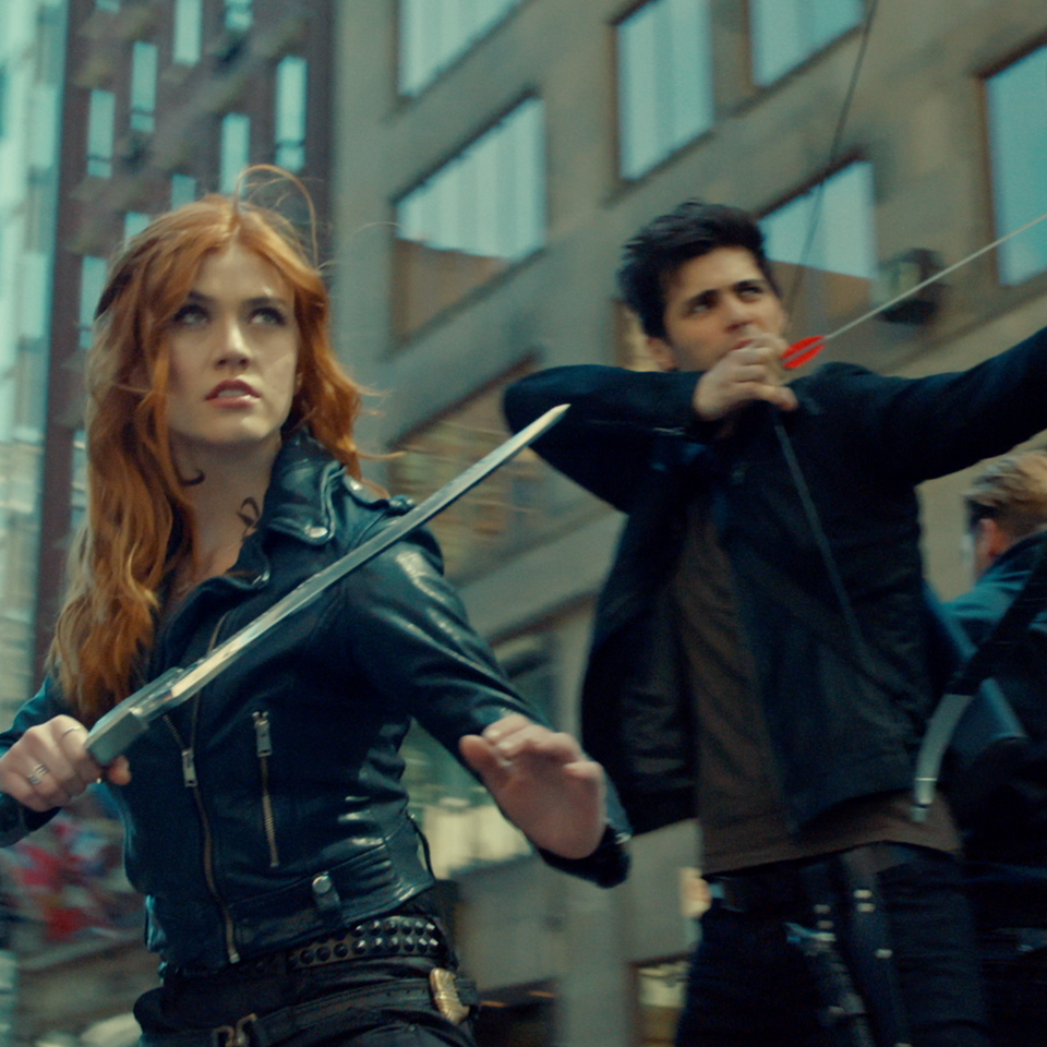 Klutch: A Creative Company - Klutch geared up Shadowhunters fans for the Season 2 Finale with this promo for Freeform.