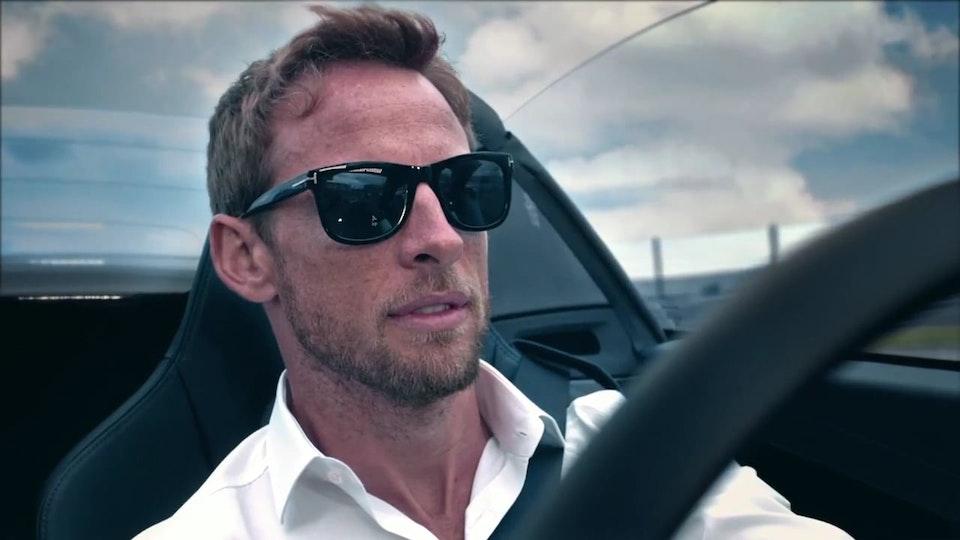 Johnnie Walker- Jenson Button
