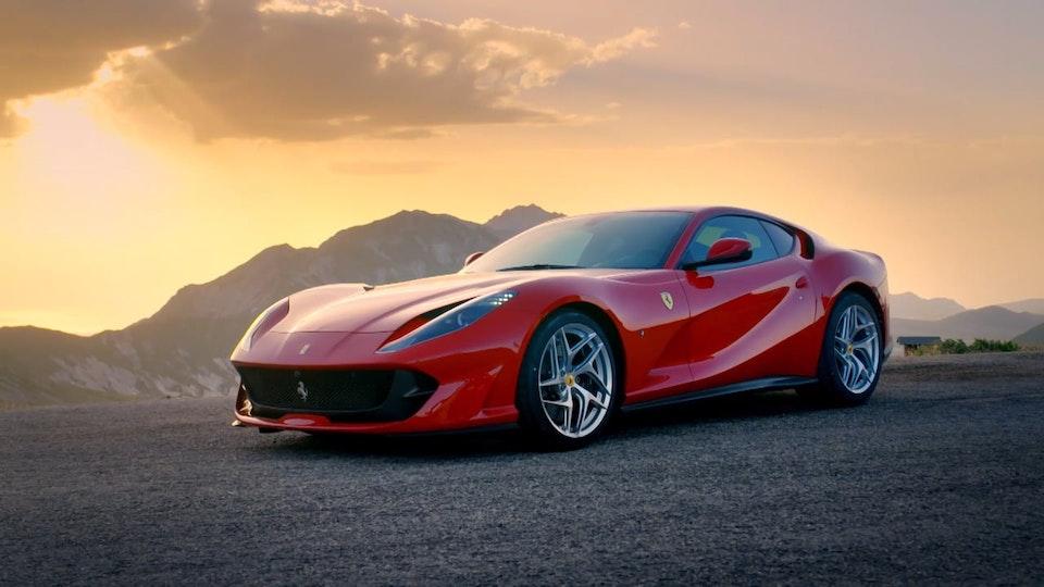 Top Gear - Ferrari 812