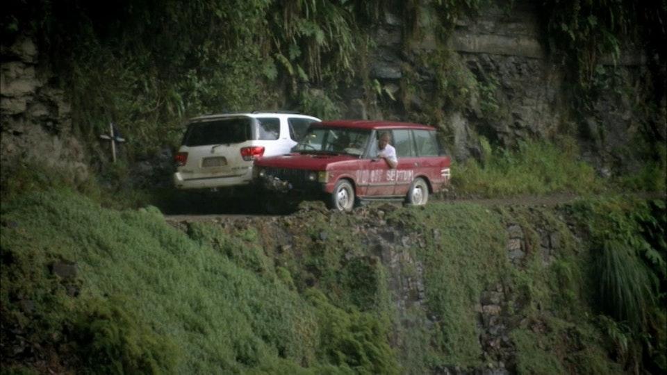 """Top Gear """"Death Road Bolivia"""""""