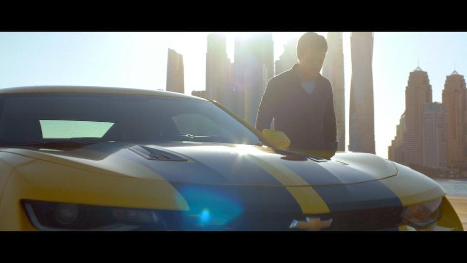 Chevrolet Camaro #Zero100Zero