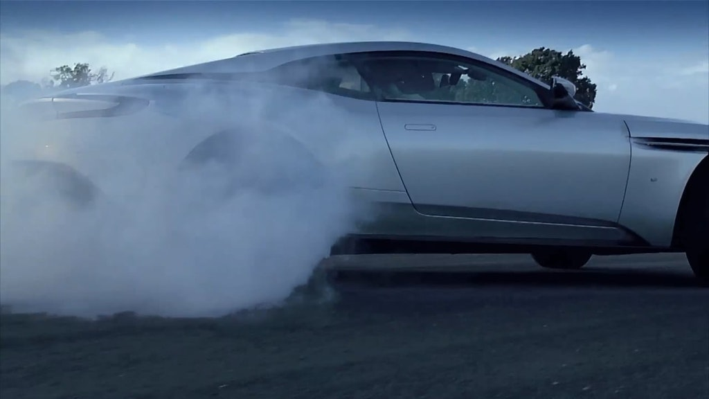 """Top Gear ""Aston Martin DB11 Track Test"""