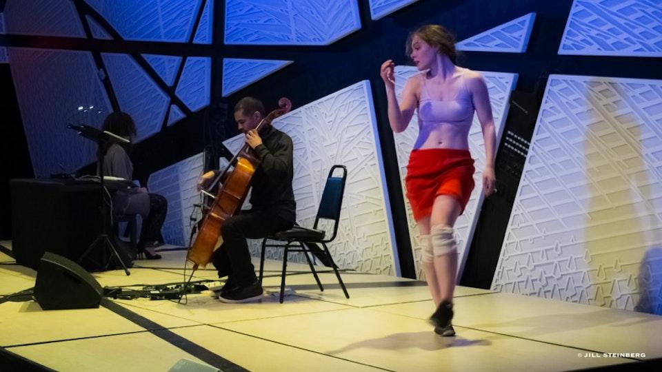 """Agata Zubel + Jeffrey Zeigler """"Between"""" (Excerpts)"""