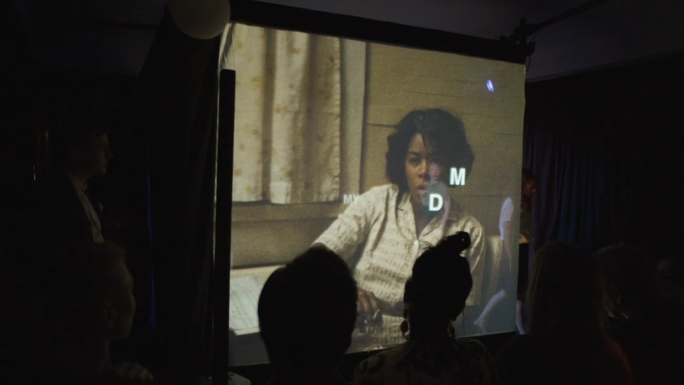 "TNT + Little Cinema ""I Am The Night"" Immersive Premiere"