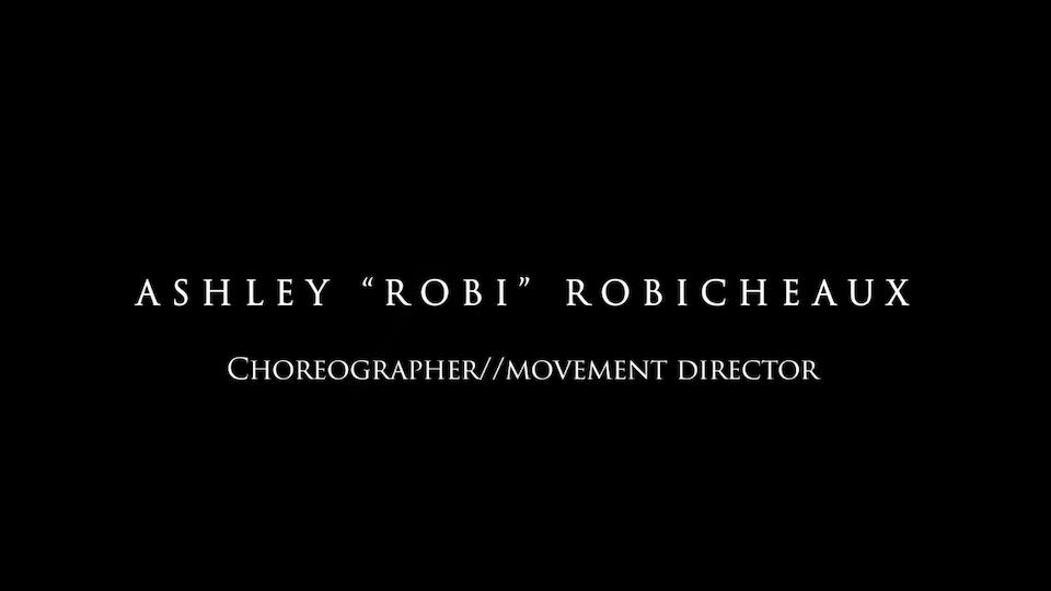 Choreography Reel 2020
