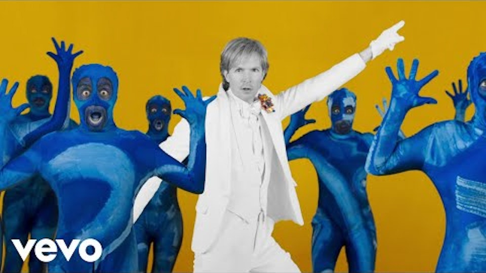 "BECK ""Colors"""