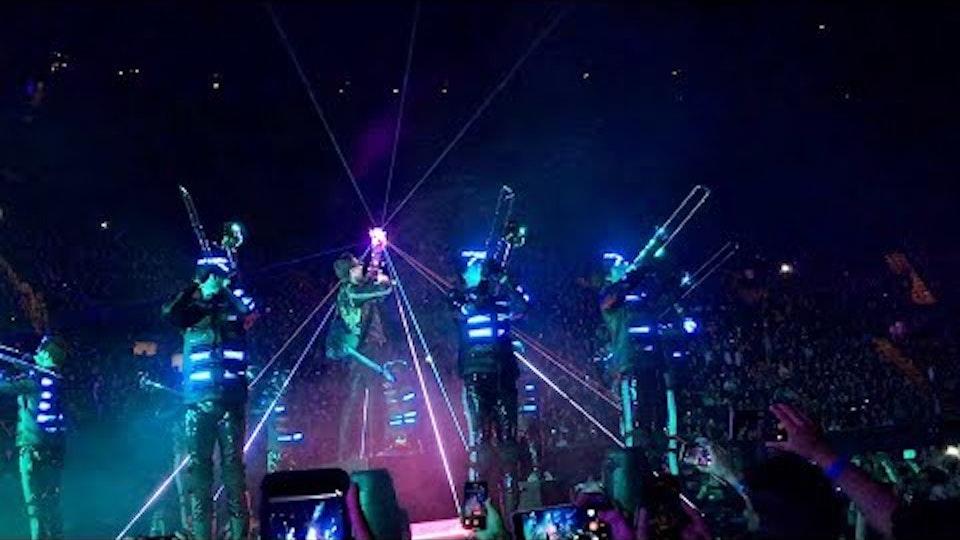 "MUSE ""Simulation Theory"" 2019 Tour"