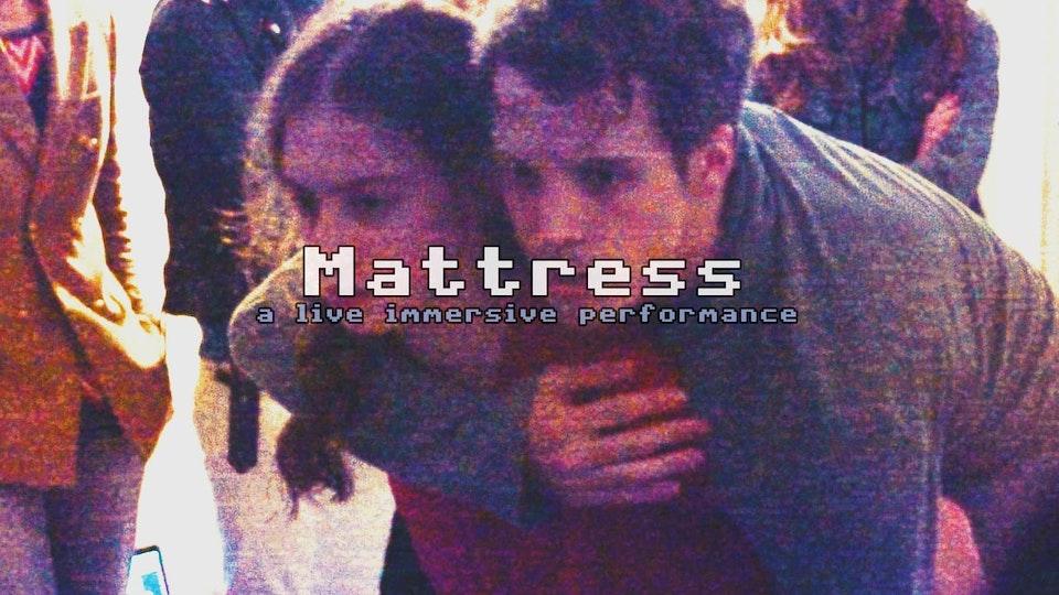 """""""Mattress"""""""