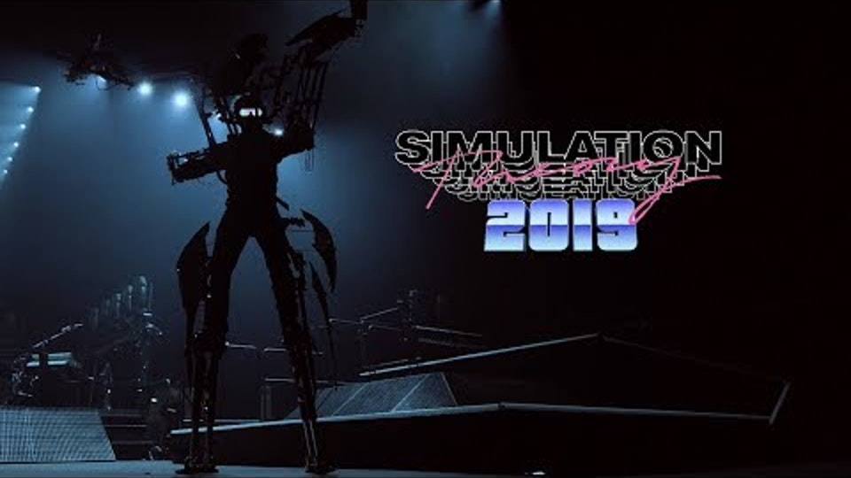 "MUSE ""Simulation Theory"" 2019 Tour"