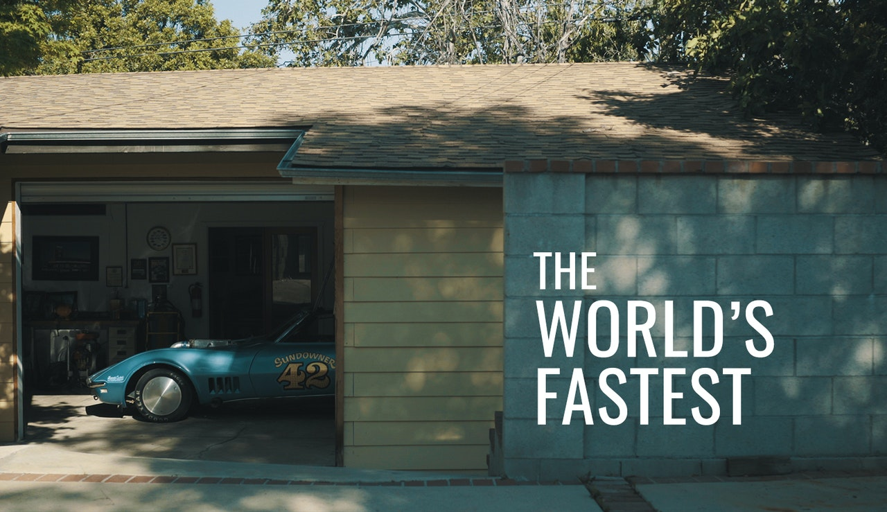 THE WORLD'S FASTEST TRAILER