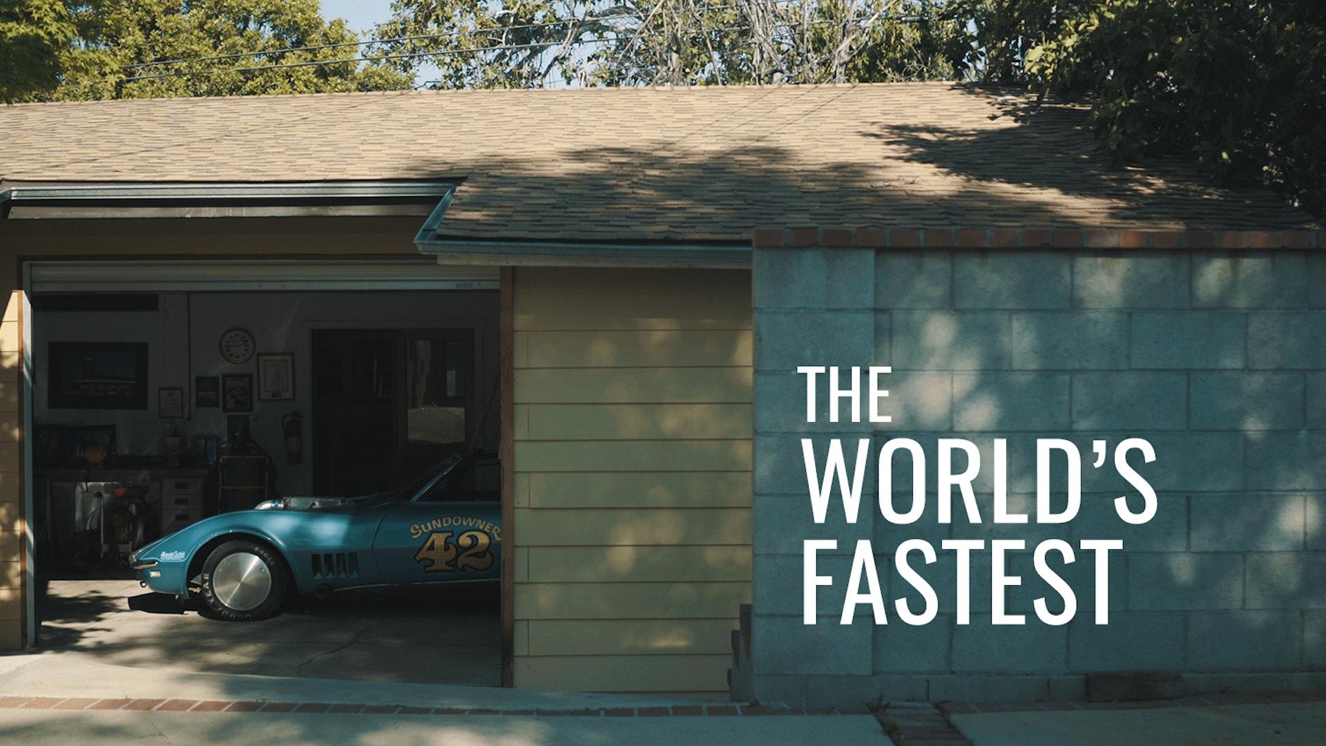 THE WORLD'S FASTEST TRAILER