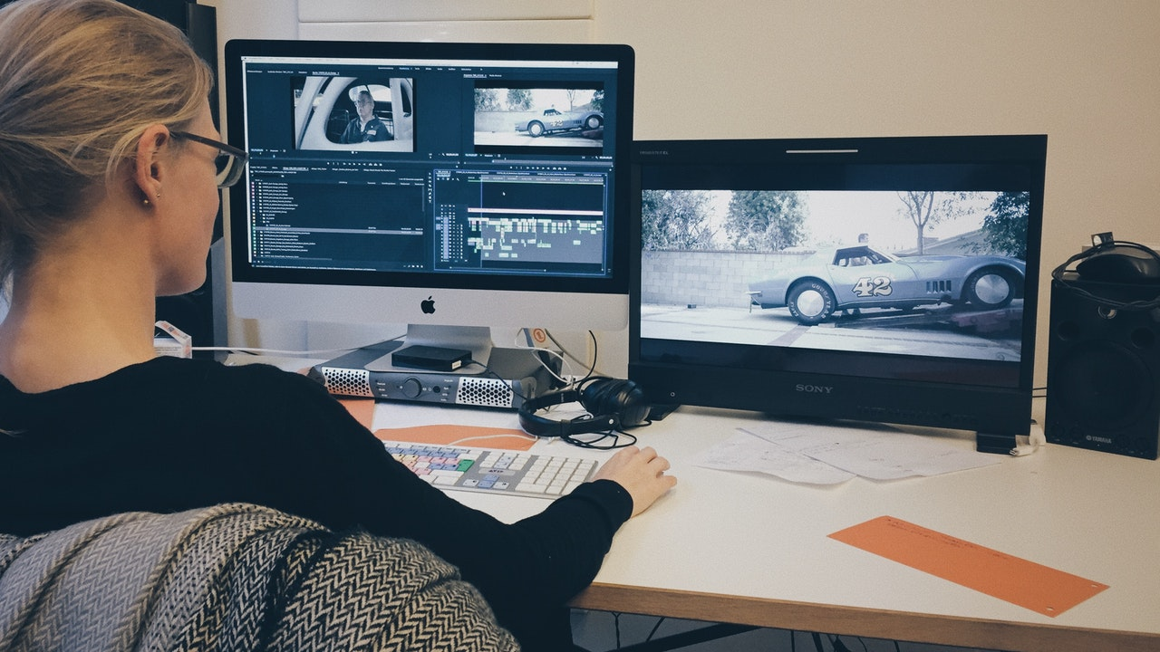 News from the editing room