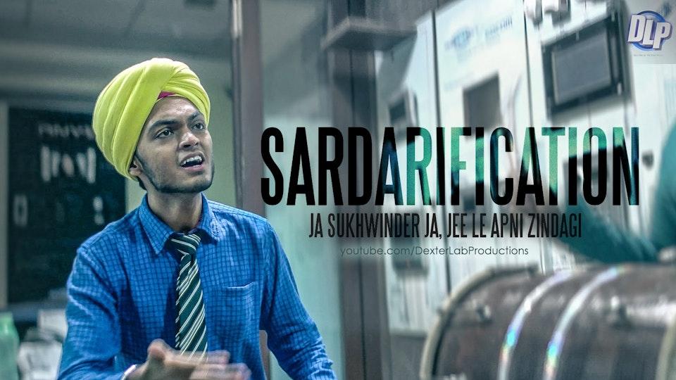 Humor - A Sketch on Sardar-stereotypes.