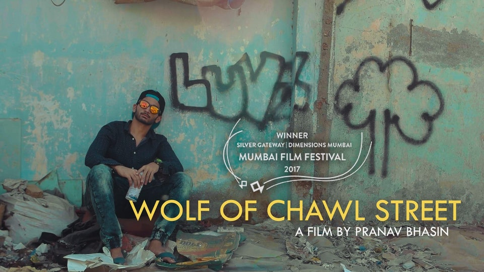 Humor - A mockumentary set in the crime-driven slum areas of Mumbai. Luv is a loved slumboy who gets inspired by the British artist 'Banksy', and initiates a business in vandalism.  WINNER: Silver Dimensions, MAMI 2017  Official Selection: Indisches Film Festival Stuttgart (2017) DadaSaheb Phalke International Film Festival (2020)  Written & Directed by Pranav Bhasin Executive Producer Saarth Padmakar Camera Dep: Saarth Padmakar, Kevin Rathod Additional: Ayush Agarwal, Jugal Pandya. Music: Mumbai's Finest