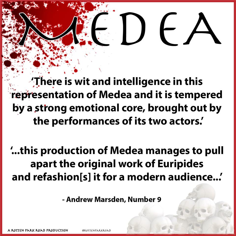 Medea Quote