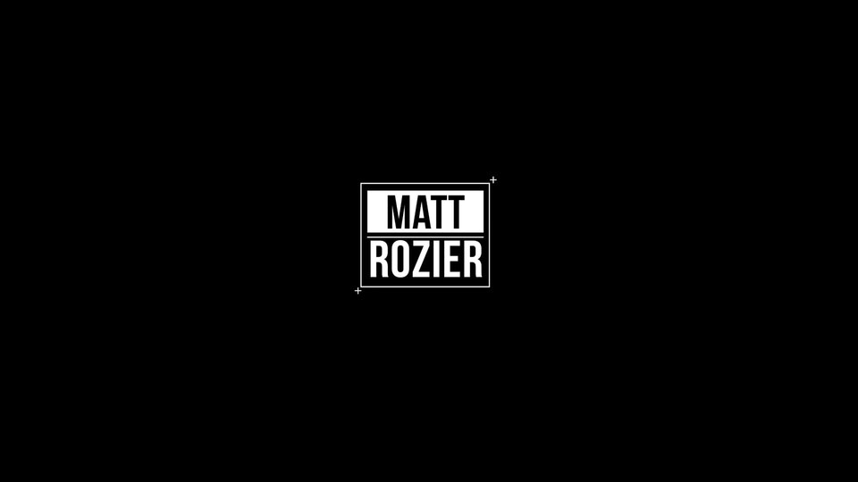 Matt Rozier - Associate Artist - DP