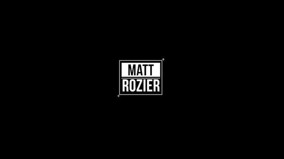 Matt Rozier - Associate Artist - DP