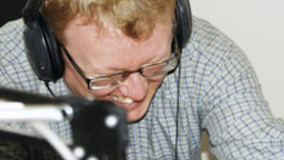 Tim Vickerstaff - Associate Artist - Sound Recordist