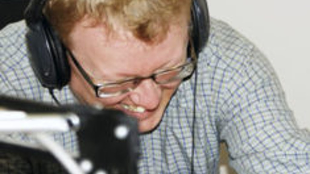 Tim Vickerstaff - Associate Artist - Sound Recordist