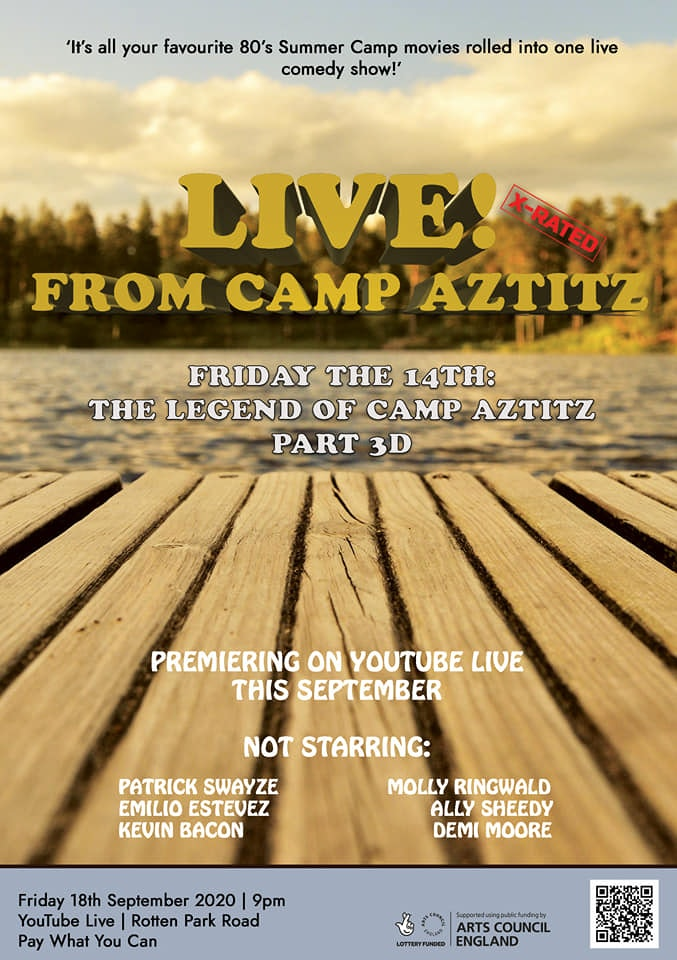 Camp Jetty Poster