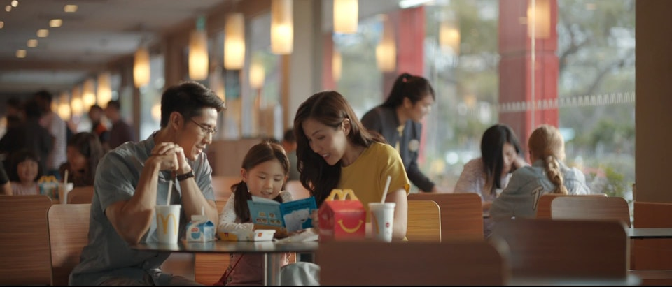 McDonalds SG - Happy Meal Readers