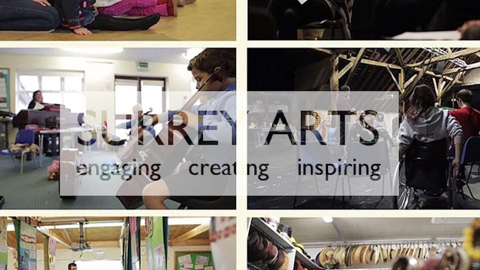 Music at Surrey Arts