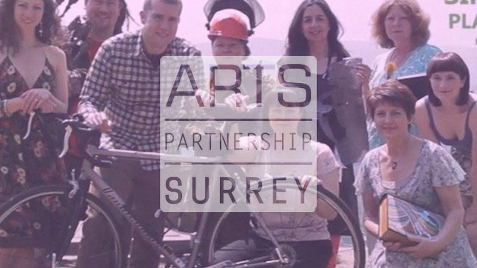 Surrey Creates