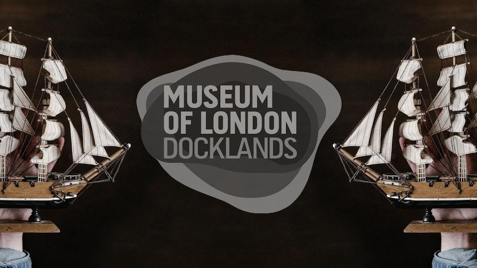 Museum of London Docklands films