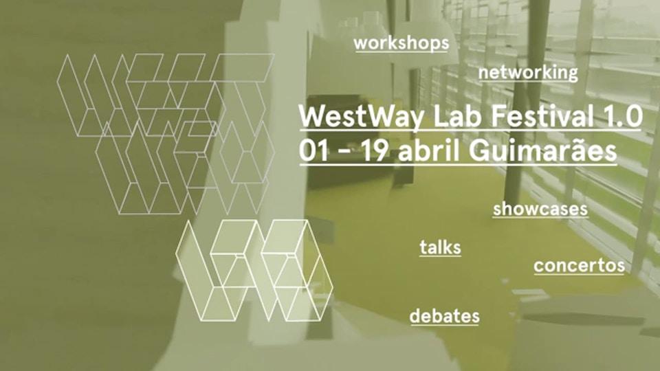 Promo: Westway Lab Festival 2014